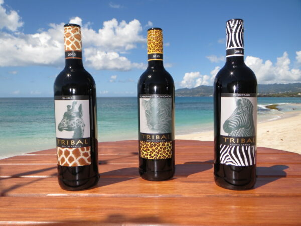 Tribal Skin Red Wine Selection | Grenada