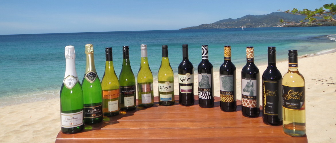 Wine and More Grenada | Fine South African Wine Wholesaler