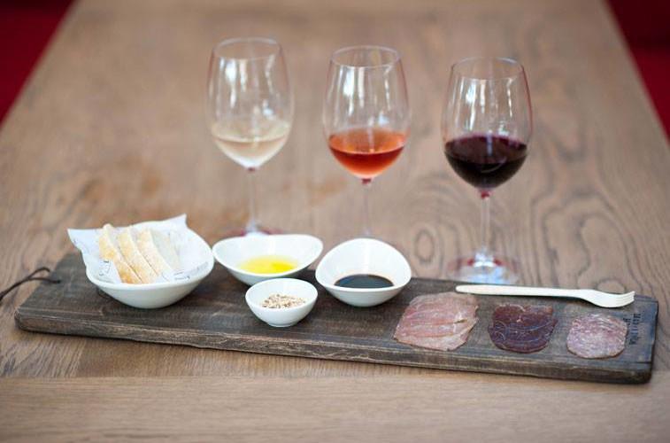 Van Loveren Wine and Food Pairing